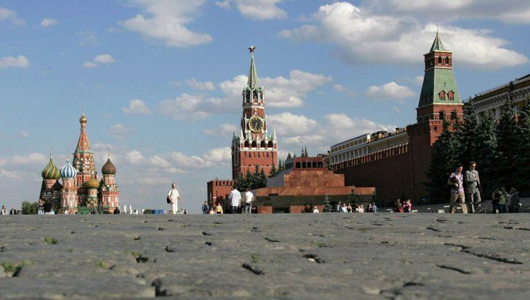 Moscou está entre as cidades mais fotografadas de 2017, segundo o Instagram. Foto: EFE/Yuri Kochetkov