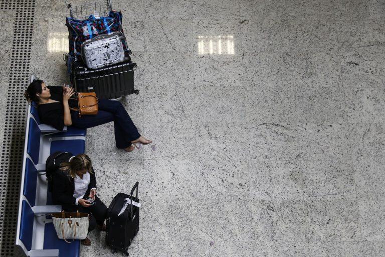 Por enquanto, cobrança do despacho de babagem barateou poucos trechos no Brasil. Foto: Jonathan Campos/Gazeta do Povo.