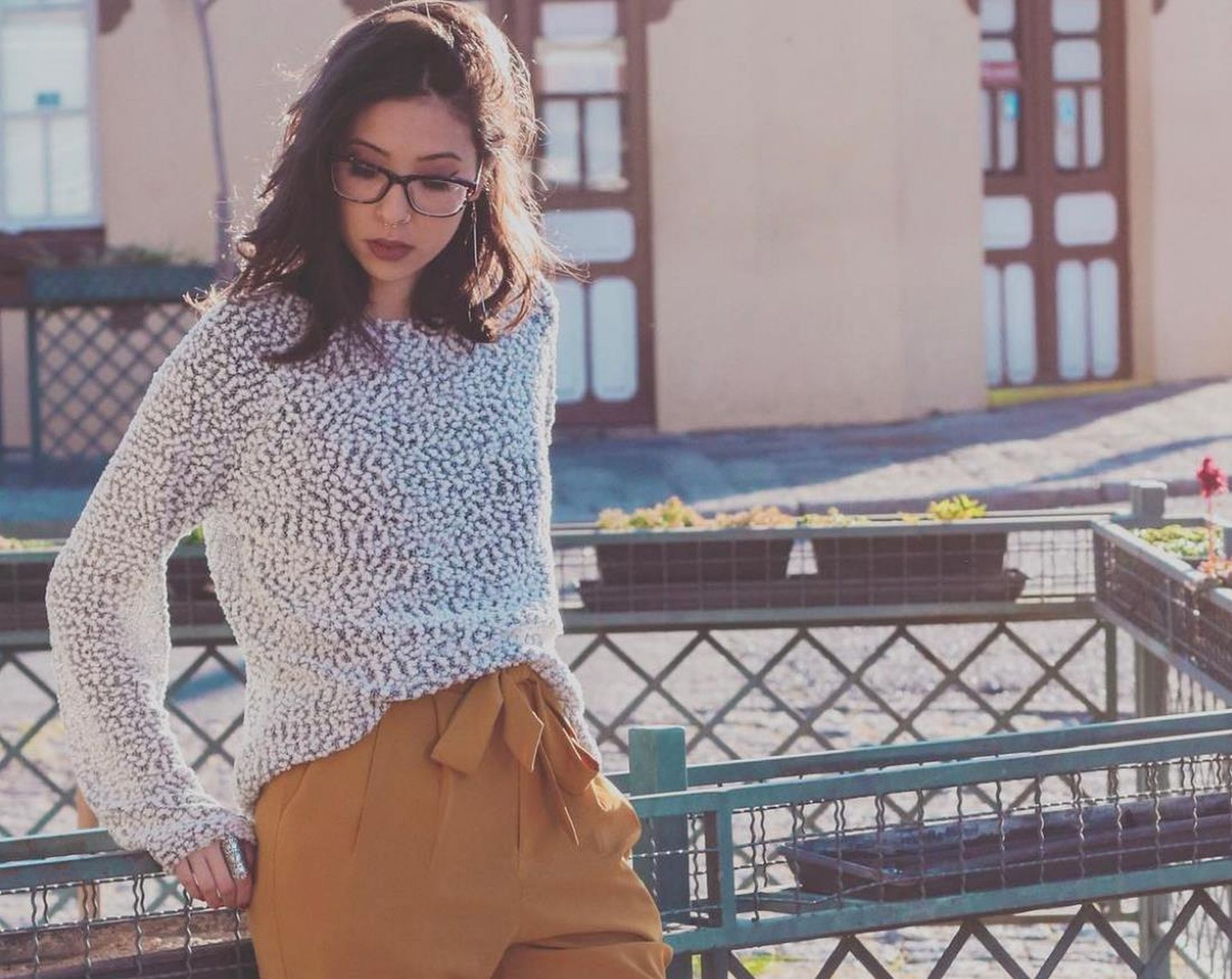 Para não levar o guarda-roupas inteiro, a gerente de projetos Caroline da Costa planeja tudo antes de arrumar a mala. Foto: acervo pessoal.