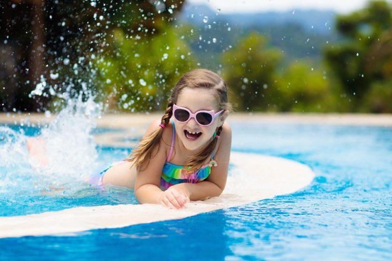 Crianças nas férias significa energia de sobra. Veja dicas para evitar acidentes nessa época. Foto: Bigstock