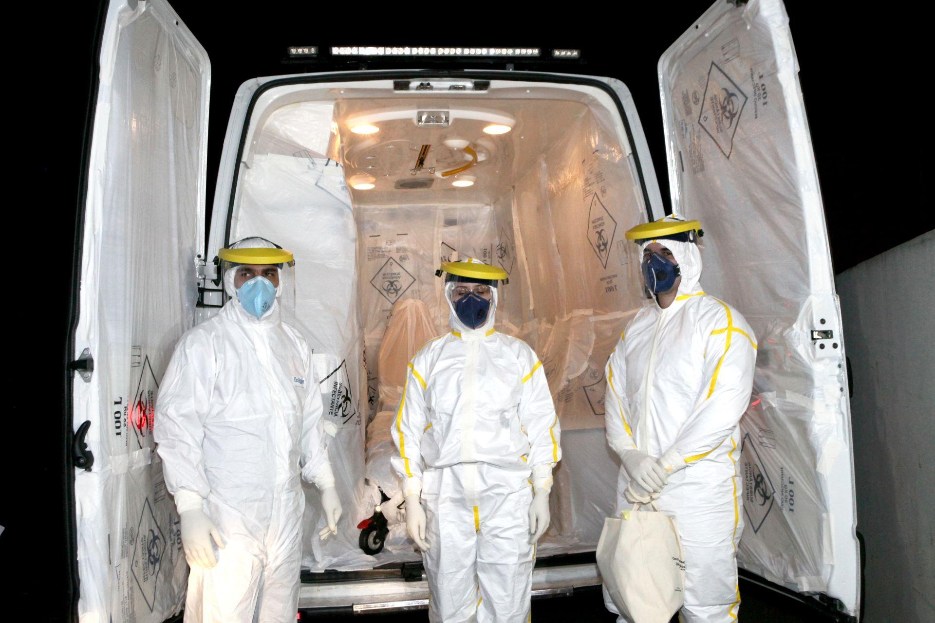 República Democrática do Congo sofreu dois surtos de ebola em 2018. Em 2014, Paraná teve paciente com suspeita de Ebola (Foto: Fabio Conterno / Gazeta do Povo / arquivo)