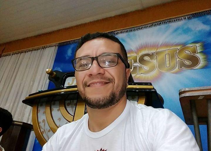 O aplicativo foi fundamental para a reabilitação de Janderson da Silva. Foto: Arquivo pessoal.