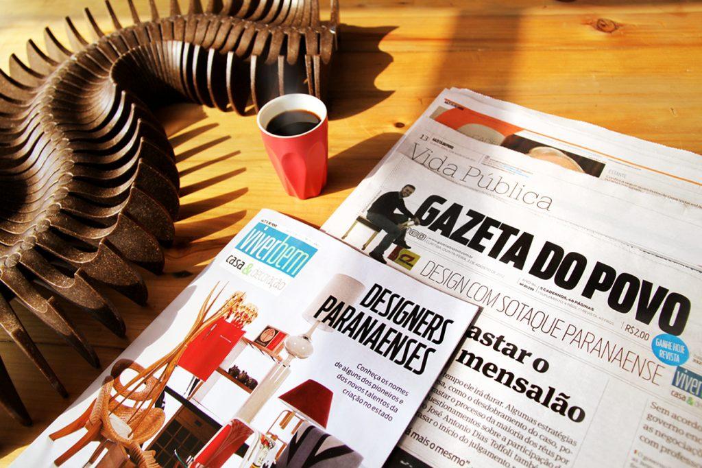 O Viver Bem passou por várias mudanças ao longo de 36 anos. Na foto uma edição de 2012. Foto: Arquivo Gazeta do Povo.