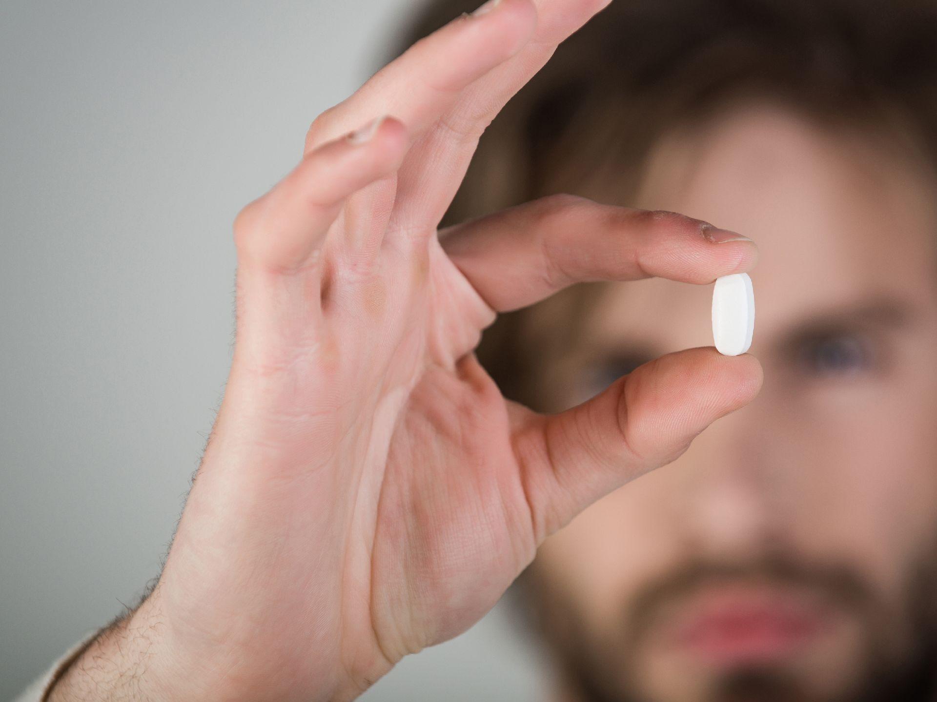 O comprimido não tem um papel tão impactante na prevenção de eventos cardíacos. Foto: Bigstock