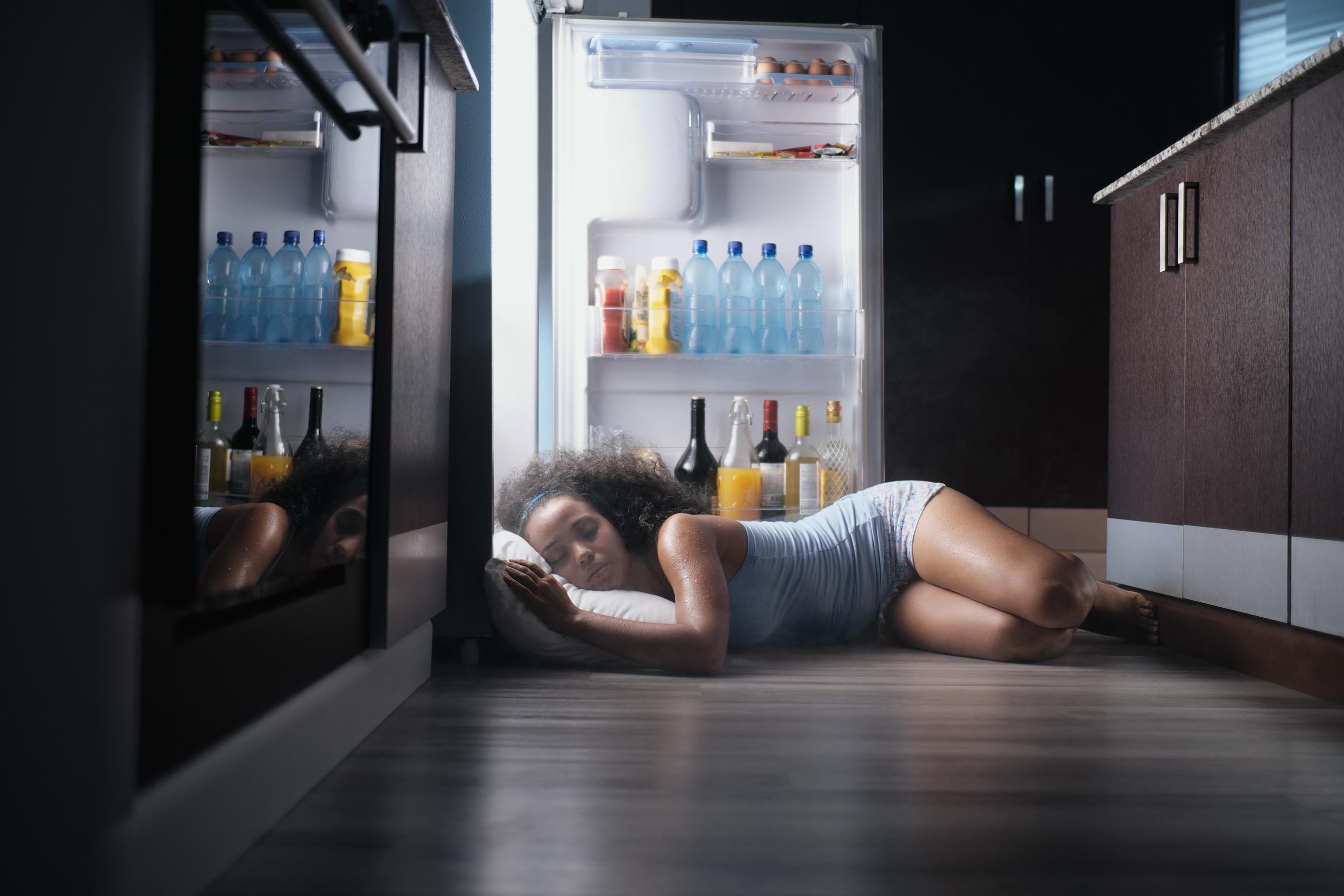 Com temperaturas perto dos 40ºC em alguns lugares do Brasil, cada pessoa escolhe sua maneira para despistar o calor. Foto: Bigstock