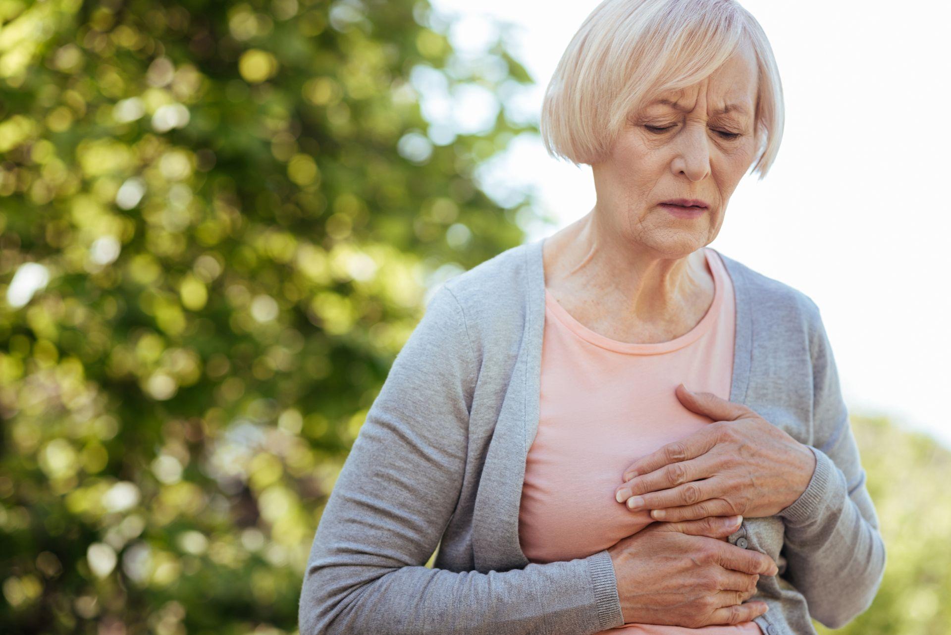 O risco cardíaco do paciente também pode ser detectado no exame. Foto: Bigstock.