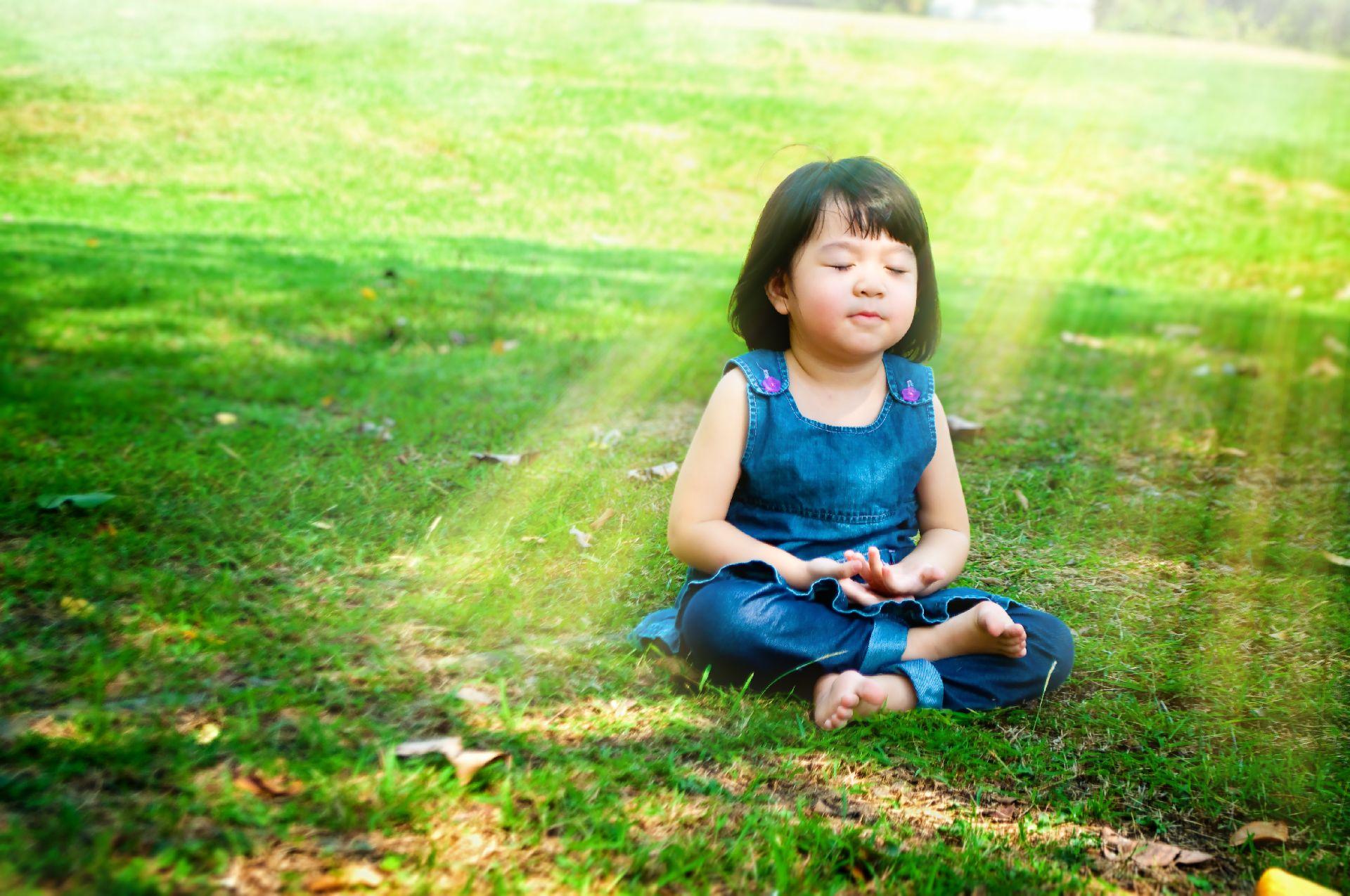 O mindfulness é aplicado nas escolas da Inglaterra com sucesso. Aos poucos, a prática começa a ser desenvolvida no Brasil.  Foto: Bigstock