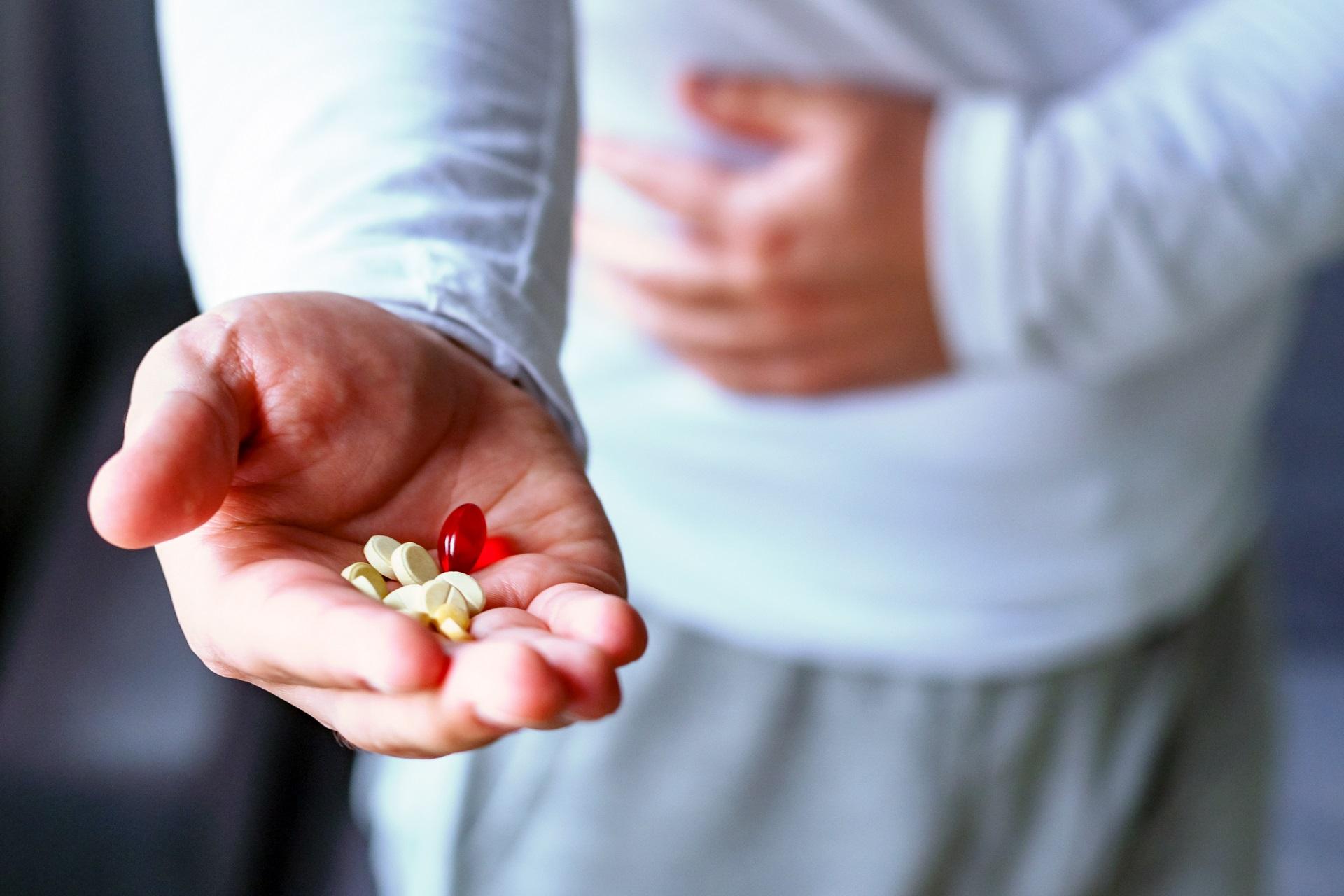Omeprazol deve ser prescrito para as patologias específicas, mas deve ser ministrado por um tempo limitado. Foto: Bigstock.