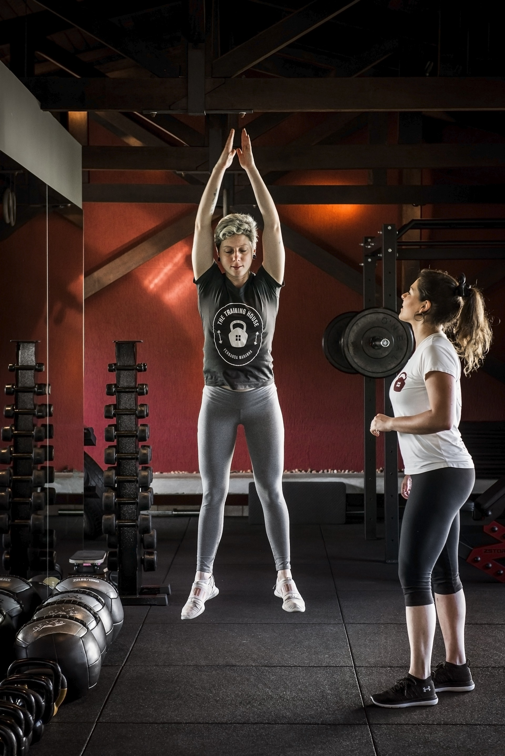 HIIT é uma das tendências em alta, assim como ter um personal trainer para atendimento individual ou em pequenos grupos. Foto: Letícia Akemi/Gazeta do Povo.