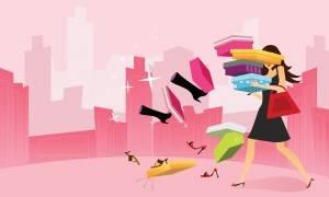 Shoppings em liquidação total
