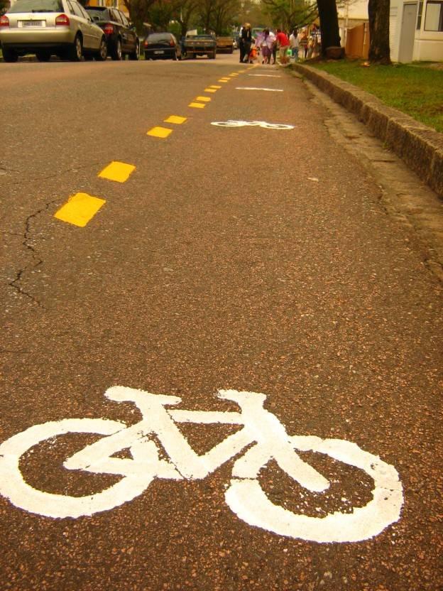Reprodução/Bicicletada de Curitiba