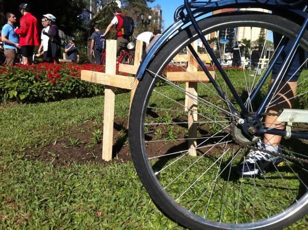 Alexandre Costa Nascimento/Ir e Vir de Bike