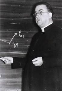 BBC recorda Georges Lemaître, o pioneiro do Big Bang