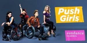 Quatro mulheres cadeirantes num reality show