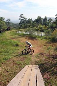 Mountain Bike supera o papel de passatempo