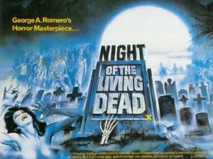 """""""A Noite dos Mortos Vivos"""": o primeiro grande filme de zumbi da história"""
