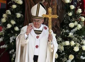 A preocupação ambiental na homilia do papa Francisco