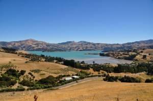Pelo sul da Nova Zelândia I