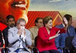 De novo o volta Lula