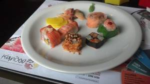 Kandoo, o novo japonês