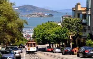 Entre as ladeiras e a alegria de San Francisco