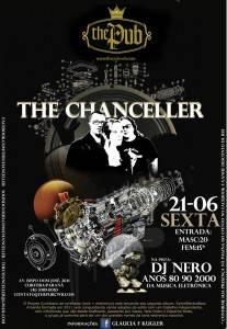Chanceller faz mais um show em Curitiba