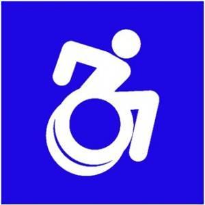 Símbolo internacional de acessibilidade adotado em Nova York