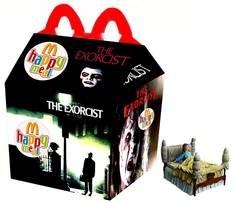 McDonald's lança linha de brinquedos inspirados em filmes de horror?