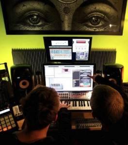 Trabalho de pesquisa do DJ