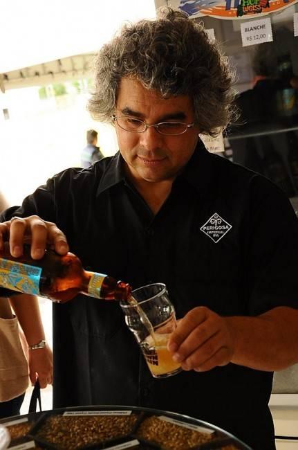 Cerveja Artesanal Brasileira em festival na França