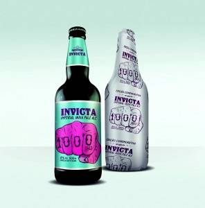 Invicta 1000 IBU: cerveja (muito) amarga para comemorar aniversário de 2 anos
