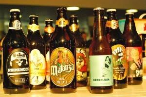 Festa da Cerveja teve entre as favoritas as cervejas de bandas de rock