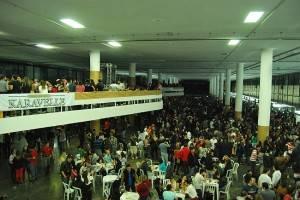 Festa da Cerveja, edição 2013 do Beer Experience ficou lotada nas noites do evento