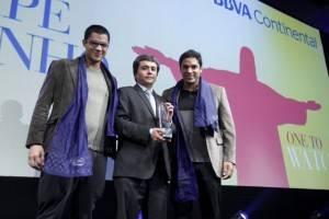 Os irmãos Castanho, do  restaurante Remanso do Bosque em Belém, também levaram o prêmio