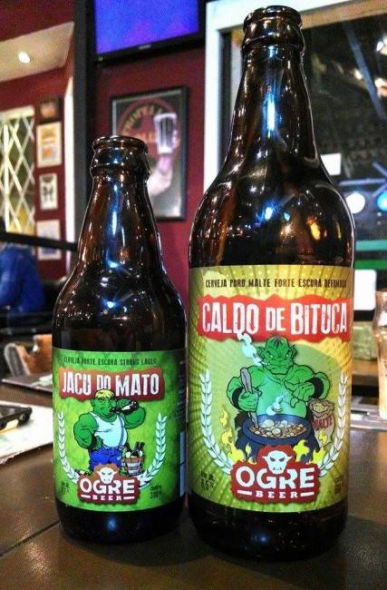 Ogretoberfest: Ogre Beer e Barbarium promovem oktoberfest em Curitiba para comemorar