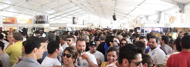 Mondial de La Bière no Rio de Janeiro atraiu 20 mil pessoas