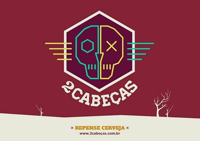 2cabeças lança a cerveja do Funk e mostra nova identidade visual