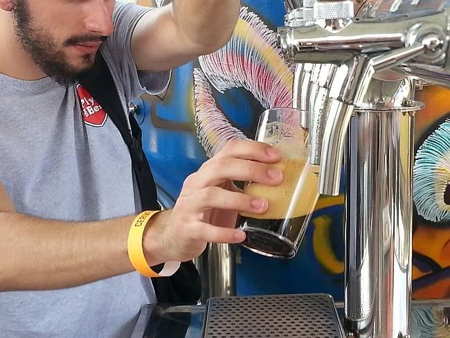 Bodebrown Beer Ranch e Beer Train