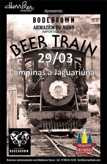 Beer Train Campinas