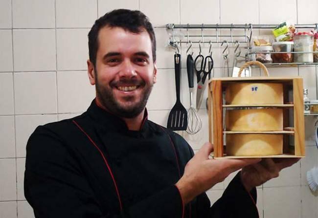 Os queijos selecionados por Bruno Cabral estarão no C La Vie agora