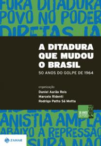 Capa do livro coletivo sobre o Regime Militar