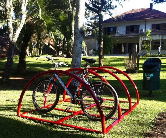 Ippuc projeta 240 vagas para bicicletas na cidade. Paraciclos estão em fase de licitação.