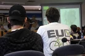 Reunião na Câmara de Curitiba em que o projeto da Lei da Bicicleta foi apresentado.