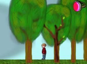 My Girl - The Game: no jogo online, é preciso tentar desviar das abelhas, o que se prova impossível.