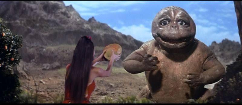 O Filho de Godzilla (1967)