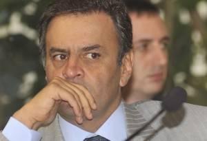Aécio já foi presidente do Brasil por 3 dias