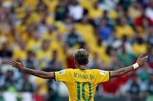 Neymar é a principal esperança brasileira nas quartas de final da Copa (Foto: Albari Rosa / Gazeta do Povo)
