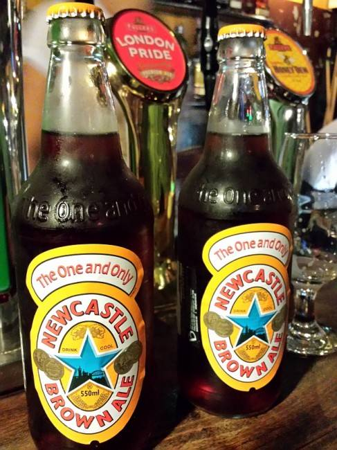 Cerveja Newcatle Brown Ale