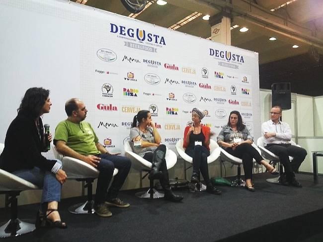 Degusta Beer & Food teve conteúdo de primeira