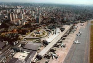 Anac vai redistribuir slots para o aeroporto de Congonhas, em São Paulo (Foto: Divulgação / Infraero)